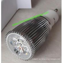 9W LED MR16 LED Spot Bombilla de luz LED