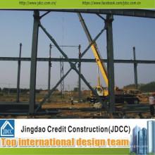 Fabrication et entreposage des entrepôts en acier de construction Jdcc1034
