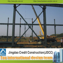 Structural Steel Warehouse Manufacturing and Assembing Jdcc1034