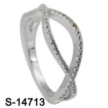 Nouvelle bague de bijoux en laiton Fashion Design (S-14713)