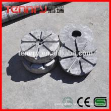 Impregnated Graphite Rotor/Graphite Impeller For Degassing