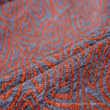 New Chenille Woven Sofa Fabric From China Supplier