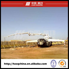 Caminhão De Bomba De Concreto Diesel (HZZ5381THB) Conveniente e Confiável
