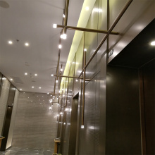 Modern Chandelier LED light Fixture Ball pendant Lights
