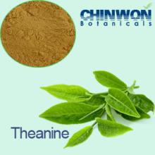 8. Extracto de chá verde de fonte natural L-teanina