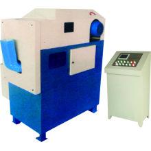 Hydraulic down pipe sheet mills