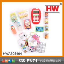 Hot Sale Kids Toy plástico cartão de crédito máquina