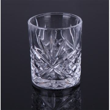 Knip Double Old Fashioned Rocks Glass