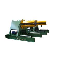 machine de décoiler de haute qualité manuelle 10 tonnes