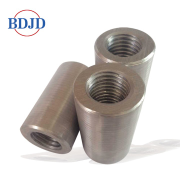 Mengurangi Steel Lock Cold Extrusion Rebar Coupler