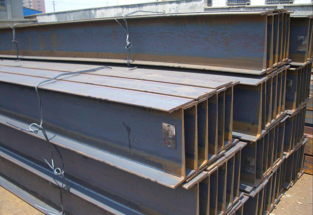 Steel H Beam Detailed