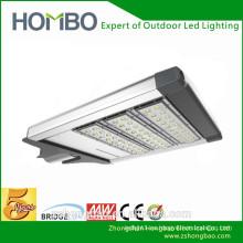 Alibaba golden fabricante luz de calle llevada solar integrada 120w bridgelux chip