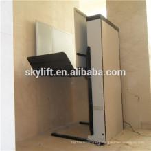 Hot sale !! hydraulic elevator home platform lift for handicapped