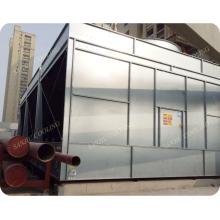 291 тонну стали открытые градирни для vrf системы