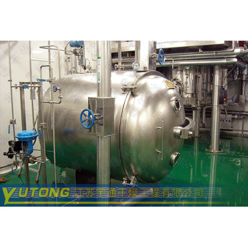 Vacuum Dryer for ammonium base sulfate