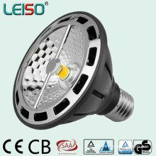 90ra 2500k 15W COB Reflector LED PAR30 Spot Licht