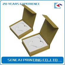 SenCai design élégant Collier livre en forme de boîte de papier d'emballage