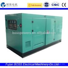 160KW 60HZ Weifang type canopy diesel prix générateur