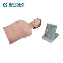 СКБ-6A004 медицинской половина тела КПП обучение Манекен для больницы
