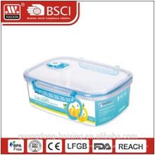 BPA-freie Vakuum-Lebensmittel-Container 2500ml