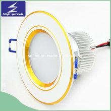 Высокое качество 3-дюймовый круглый светодиодный встроенный потолочный светильник
