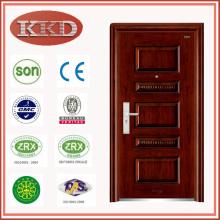 Commercial Steel Security Door KKD-523 for Project