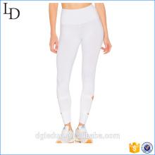 Mulheres Elastic Sports Pants GINÁSIO Running Fitness Mulheres Yoga Pants