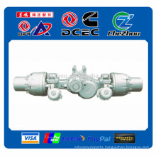 truck driving axle