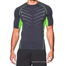 Camiseta deportiva personalizada de sport sport wear para hombre