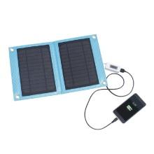 7W im Freiensport Solar-Handy-Aufladeeinheit