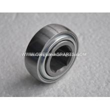 206KRR6 209KRR2 Hex bore bearing with inner ring