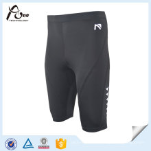 Compressed Fitness Compression Shorts para homens
