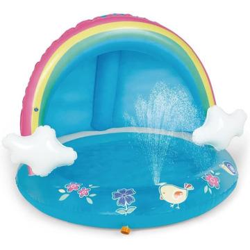 Piscina inflable para niños, piscina de bolas