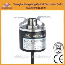 10mm Drehschalter Encoder-K38-J Serie Hohlwelle Encoder