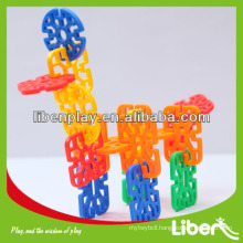 Plastic Blocks kids Toys with beautiful style LE.PD.076