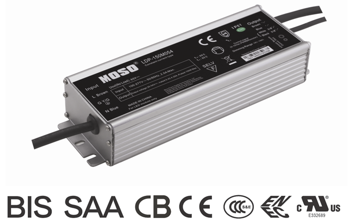 MOSO linear industrial lighting led driver