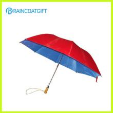 190t полиэстер прямой Открытый Патио зонтик