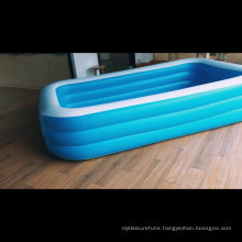 Sungoole Kids Pool 0.4mm PVC inflatable products swimming pool ladder equipment manufacturer,outdoor pool above ground