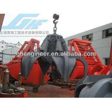 Электрогидравлический апельсиновый пилинг Грейфер для металлолома
