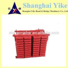 PE250X400 Backenplatten (fest und beweglich) für SHANBOO Backenbrecher mit gutem Preis