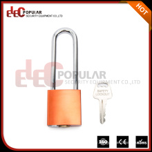 Elecpopular Yueqing OEM Products 41mm Lock Body Long Shackle Safety Aluminium Padlock