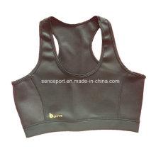 Wholesale SCR Material Neoprene Sport Gym Vest for Women (SNNV03)