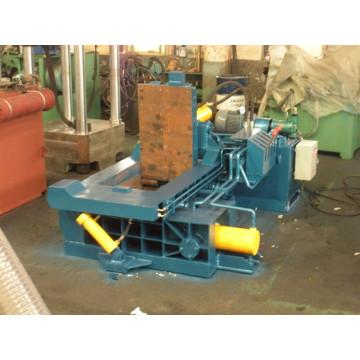 Compactador de desechos de metales ferrosos y no ferrosos en caliente
