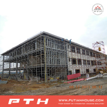 Prefab Customized Steel Structure Warehouse From Pth