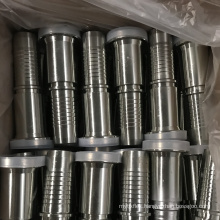 FERRULE FOR SAE 100 R2AT/EN 853 2SN no skiving hydraulic crimp hose ferrules 03310 hose endings / ferrule