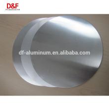 Prix d'usine cercle en aluminium pour ustensiles de cuisine et ustensiles 1050 3003