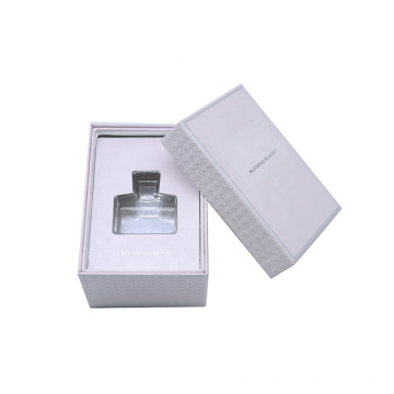 Wholesale Eco Friendly Unique design can be rotated Luxury Beauty Small Paper Gift Packaging Custom Perfume Cosmetic Box