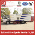 JAC Street Brushes 4 * 2 160hp Road Sweeper Truck