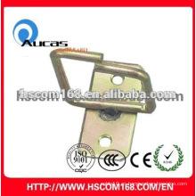 Red de metal anillo de gestión de cables