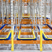 High quality folding shopping,Heavy duty Light duty quality push back racking